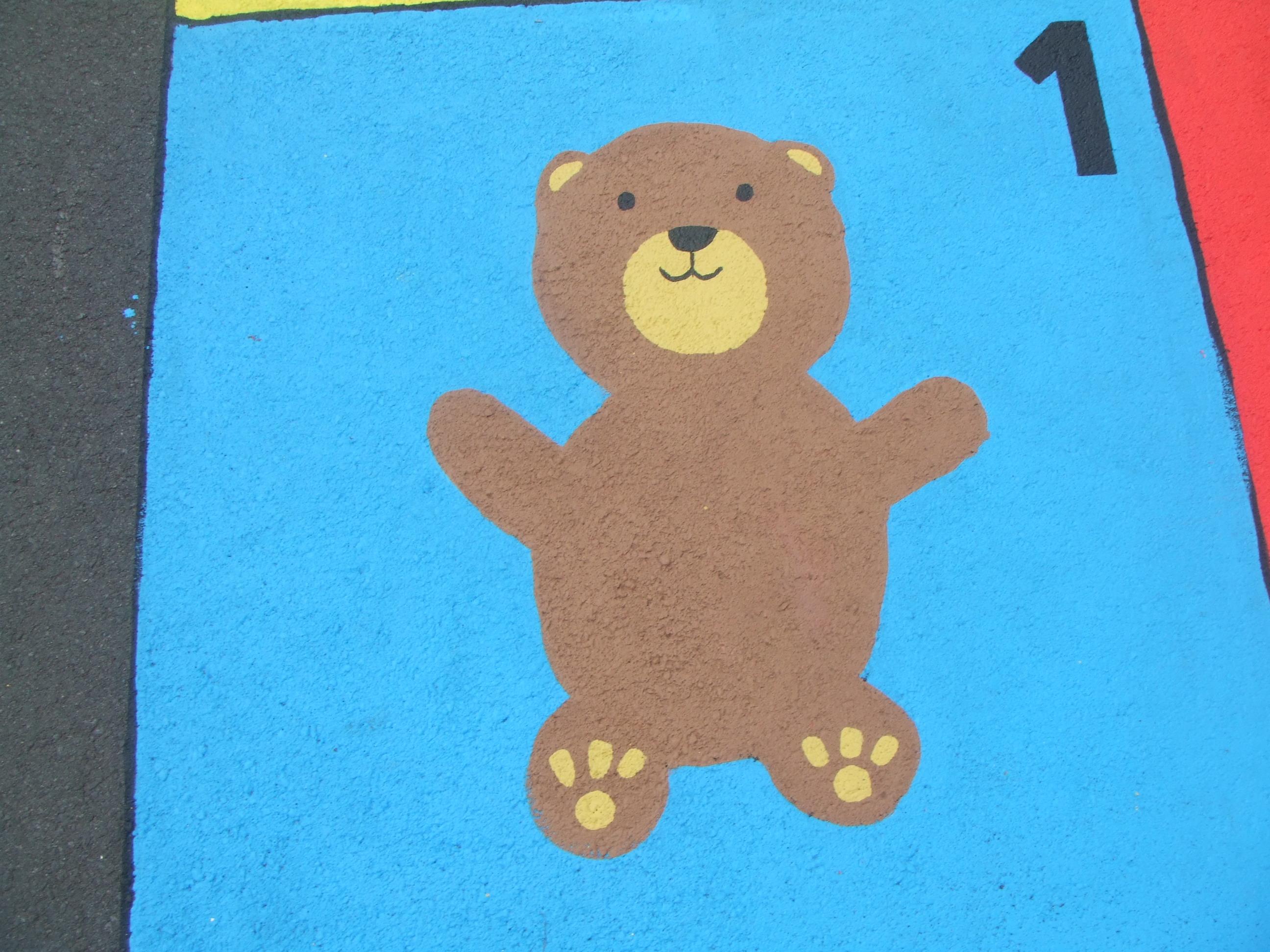 1. TEDDY BEAR
