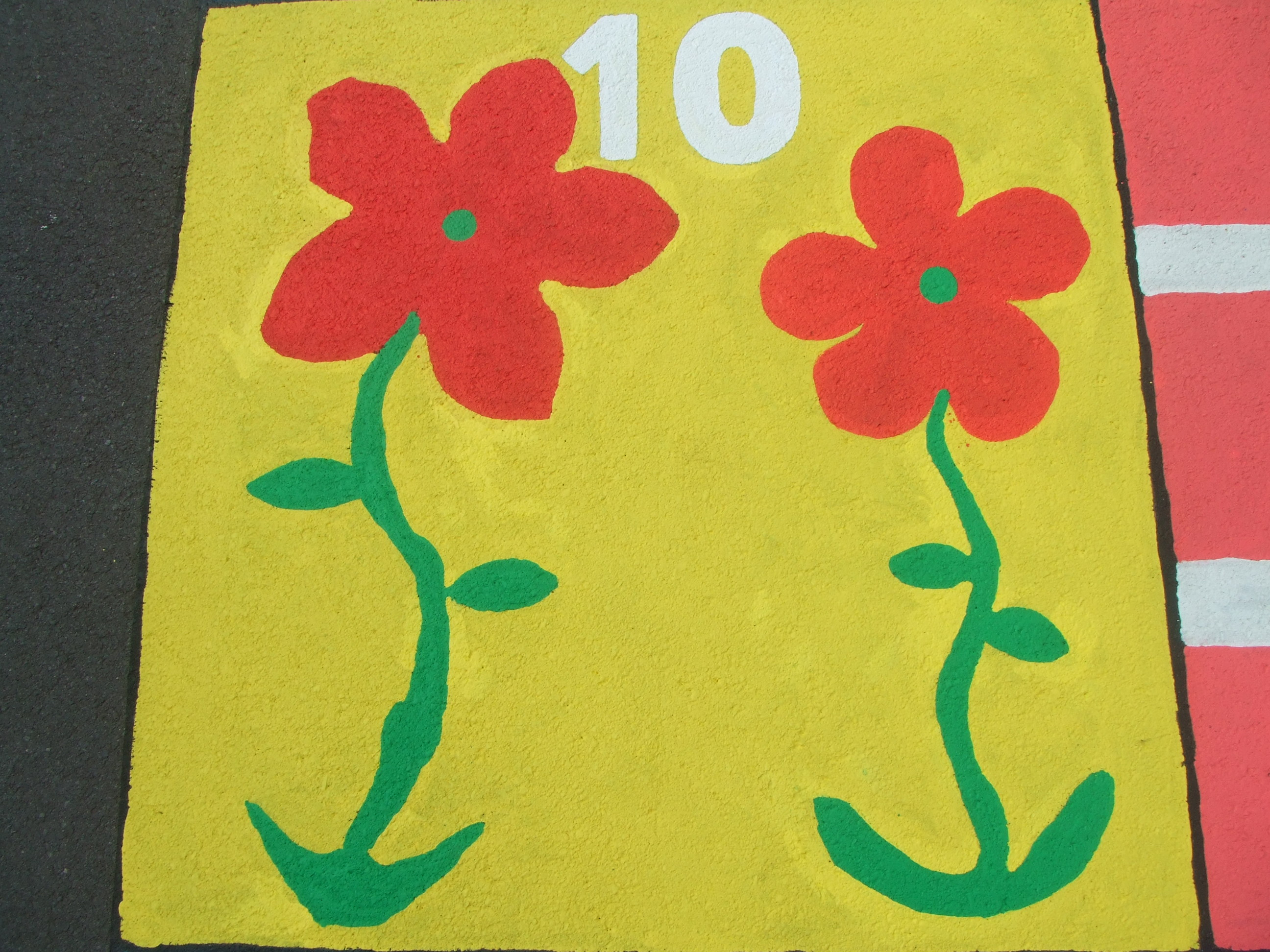 10. THE FLOWERS