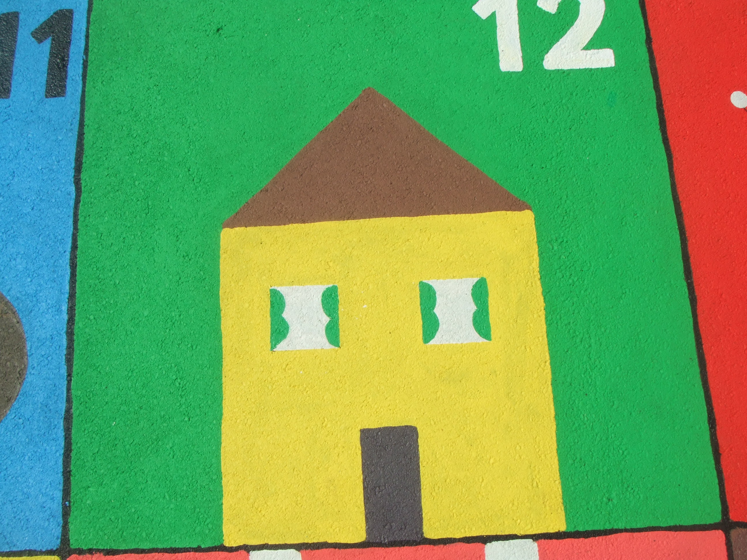 12. THE HOUSE