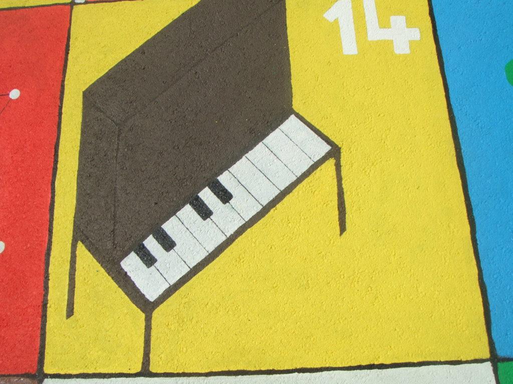 14. THE PIANO
