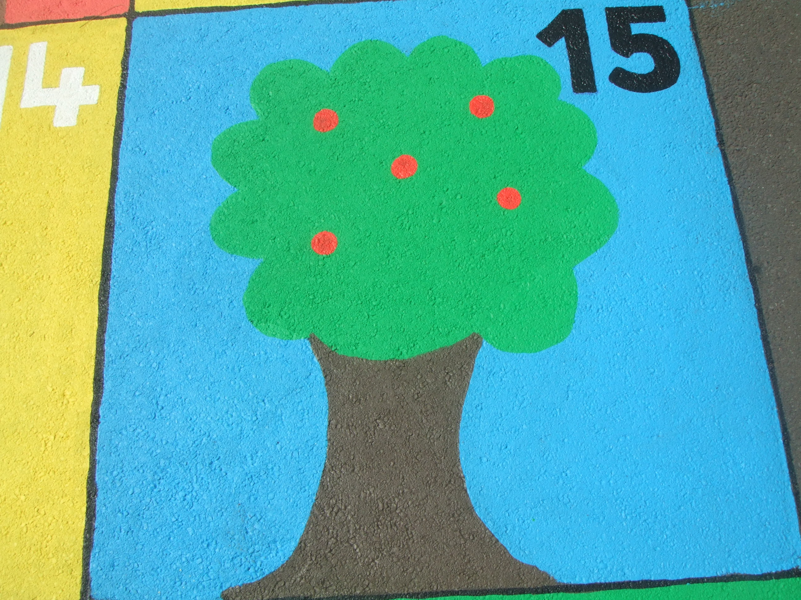 15.APPLE TREE