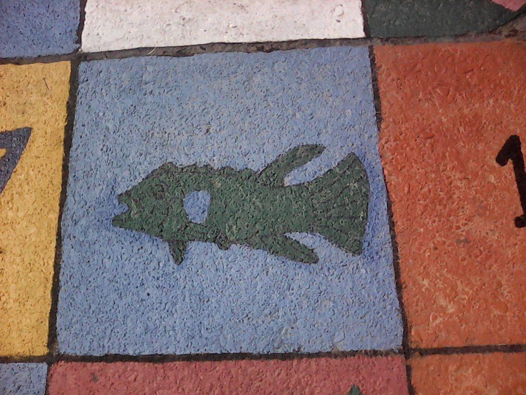 LAKE FISH SQUARE