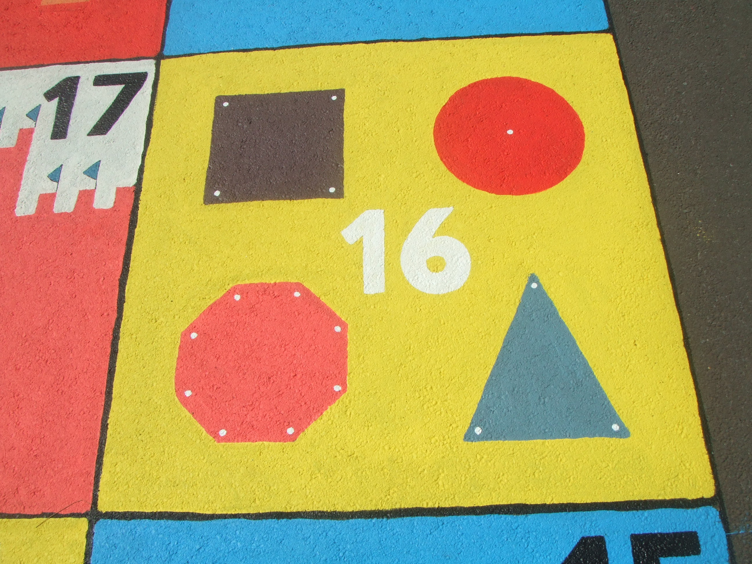16 THE SHAPES