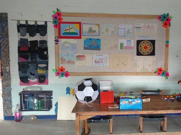 POCKET WALL / ART TABLE/WALL