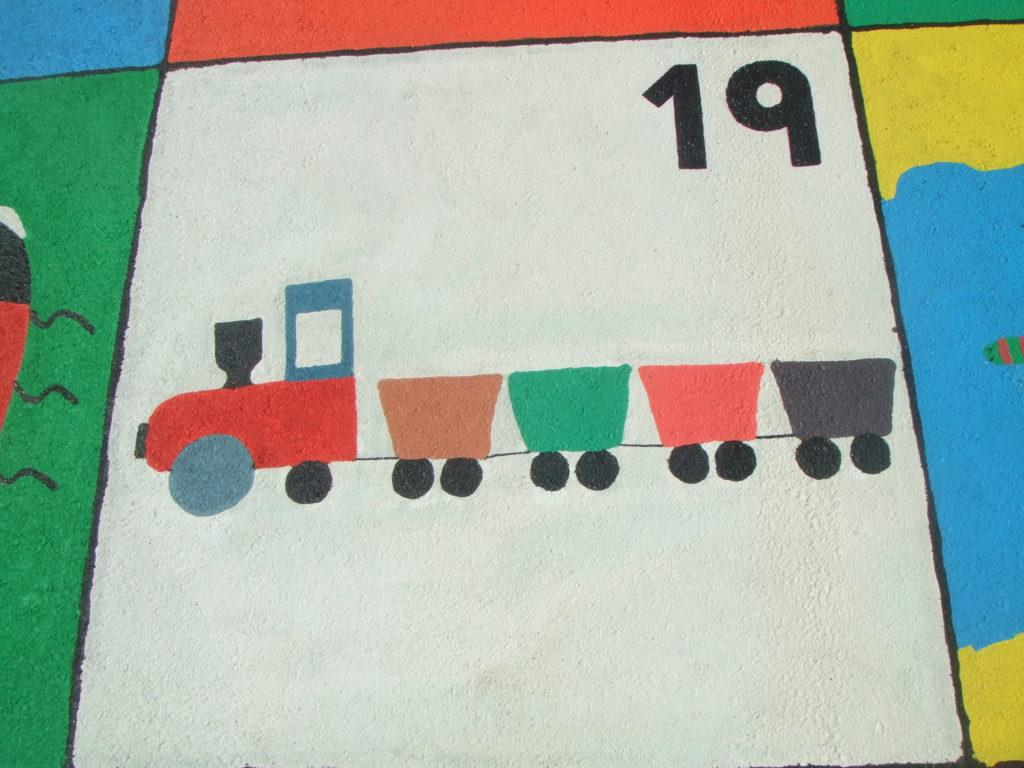 19. THE TRAIN