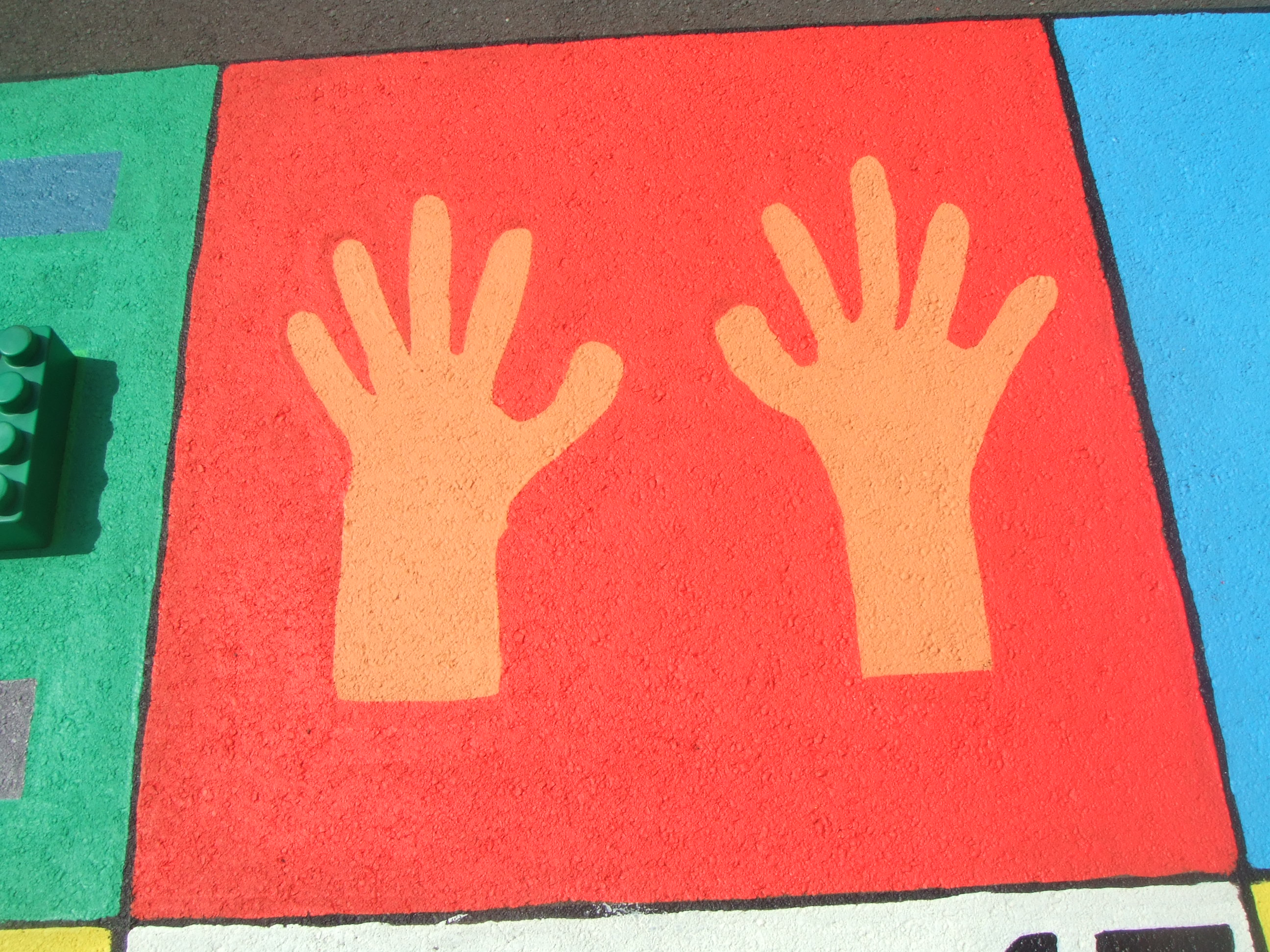 24. TWO HANDS